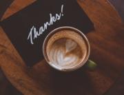 La vida es un motivo de gratitud y celebración constante por todo lo que tenemos